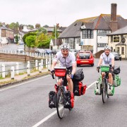 Ride London 100 route download TCX GPS Garmin