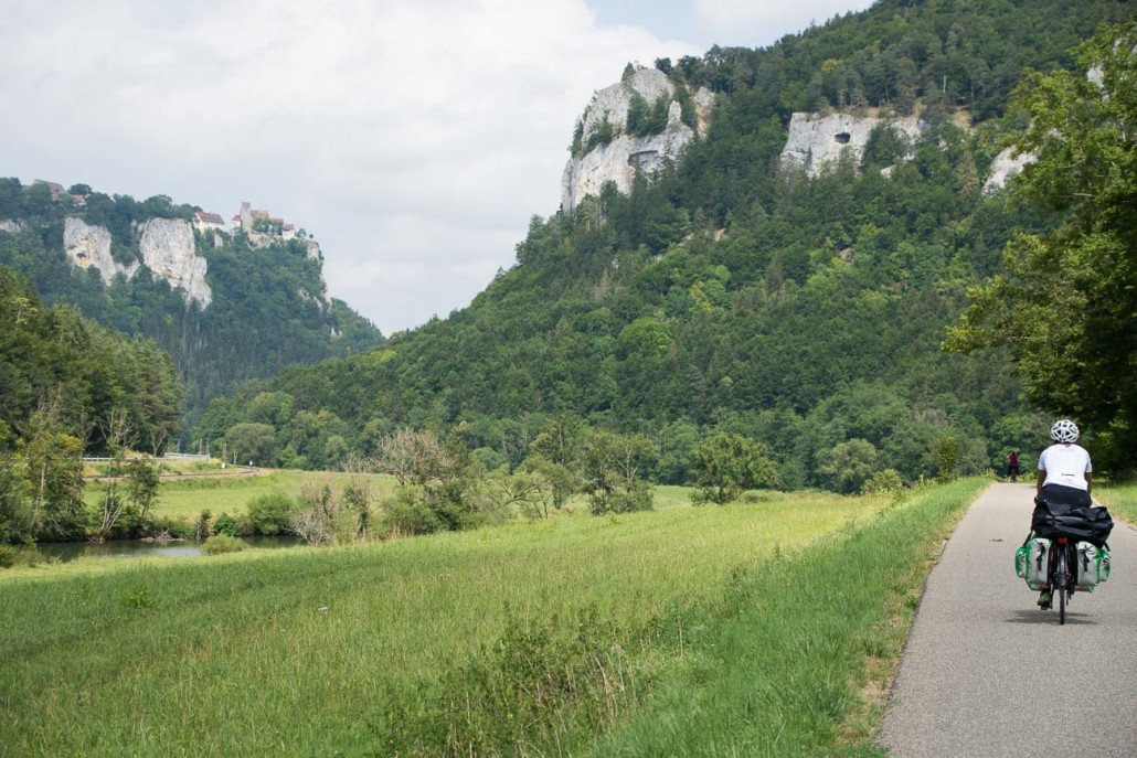 Biking the Danube