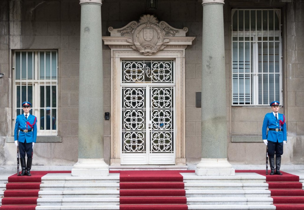 President of the Republic of Serbia Building
